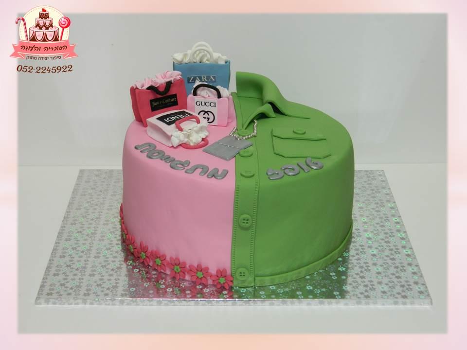 עוגה לגיוס, עוגת יום הולדת למבוגרים, מעוצבות בצק סוכר | הסוכריה והעוגה - דורית יחיאל