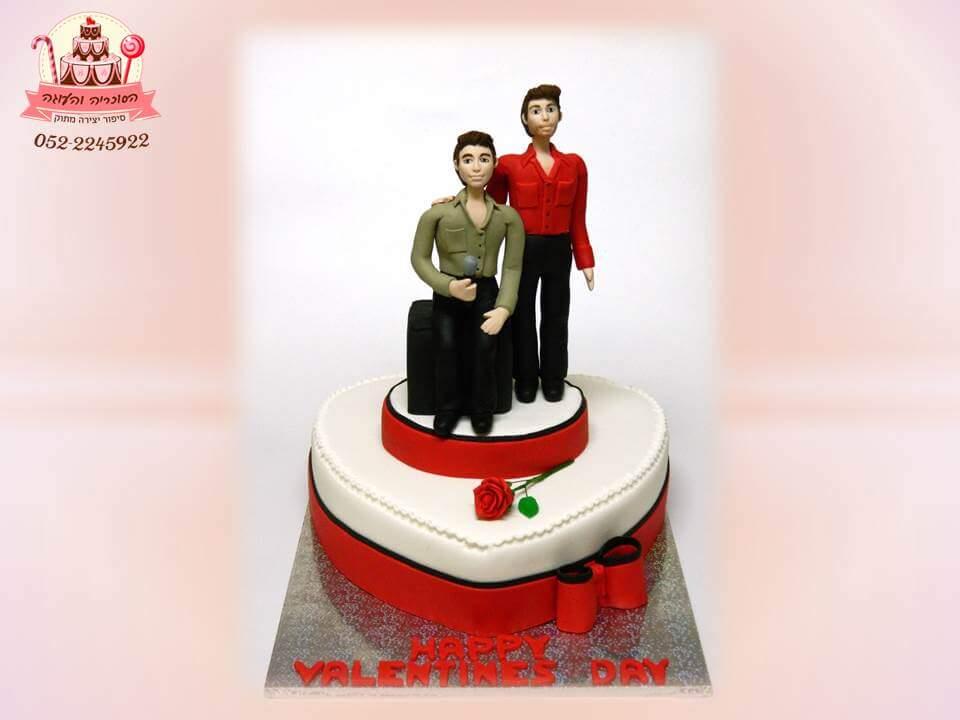 עוגה מעוצבת הראל סקעת, עוגות יום הולדת למבוגרים | הסוכריה והעוגה - דורית יחיאל