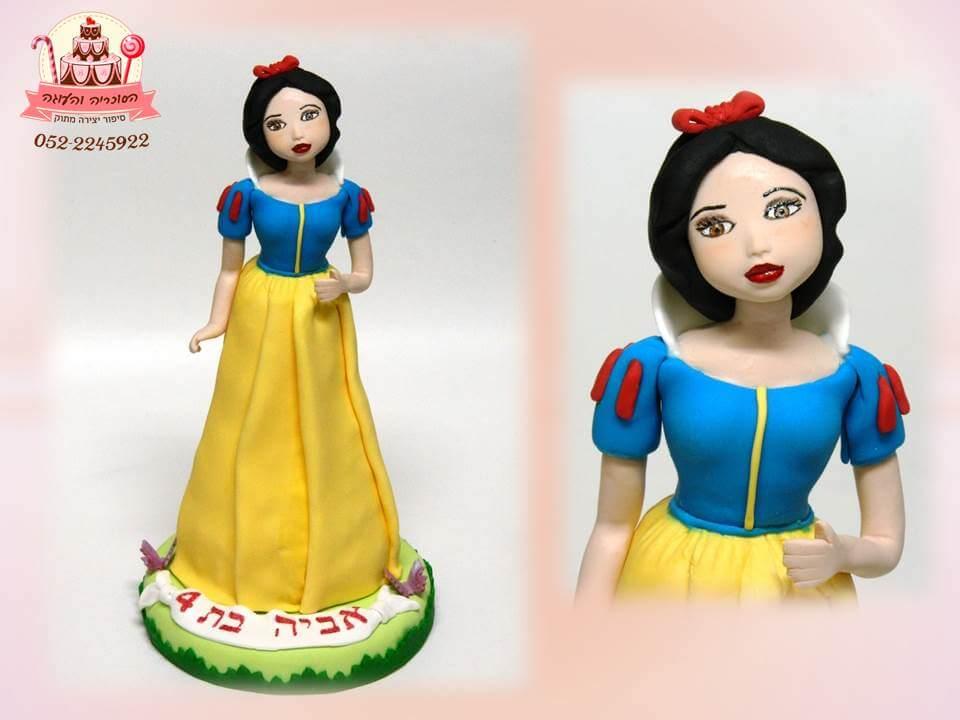 טופר יום הולדת נסיכה שילגיה