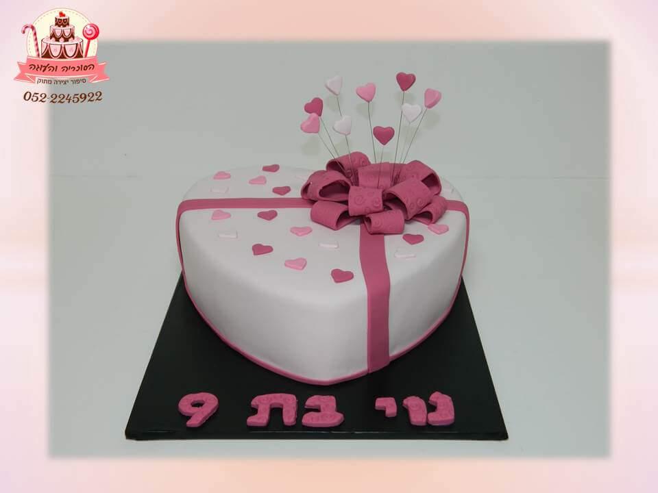 עוגת יום הולדת מתנה